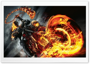 Ghost Rider Spirit of...