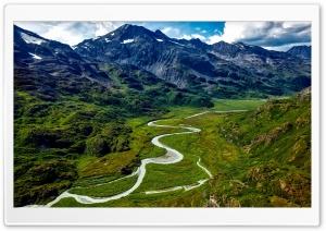 Alaska Mountains and Rivers...
