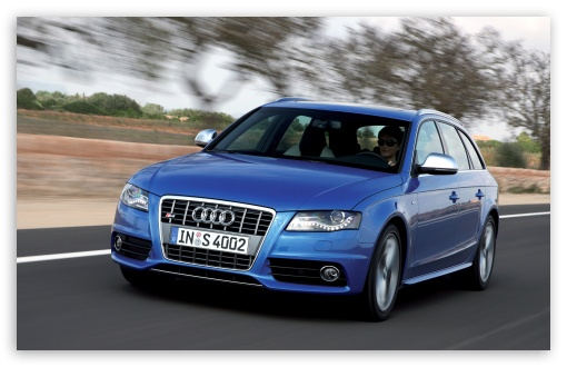 Download Audi S4 Avant Car 11 UltraHD Wallpaper