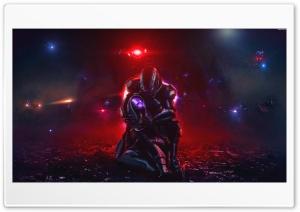 Mass Effect Trilogy, Shepard...