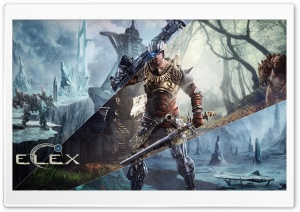 Elex 2017 Game