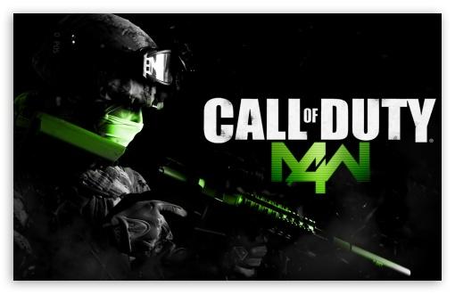 Download Call of Duty - Modern Warfare 4 UltraHD Wallpaper
