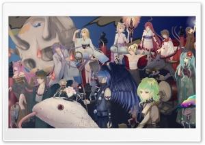 Vocaloid Mosaic Roll