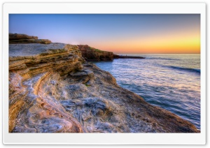 Rocks of Sunset Cliffs