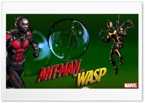 Ant-Man and the Wasp vs....