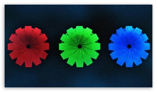 Download RGB UltraHD Wallpaper