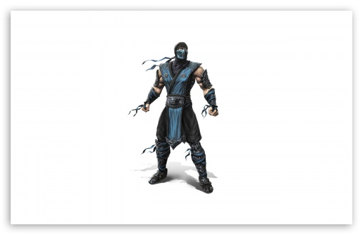 Download Mortal Kombat 2011 - Sub Zero UltraHD Wallpaper