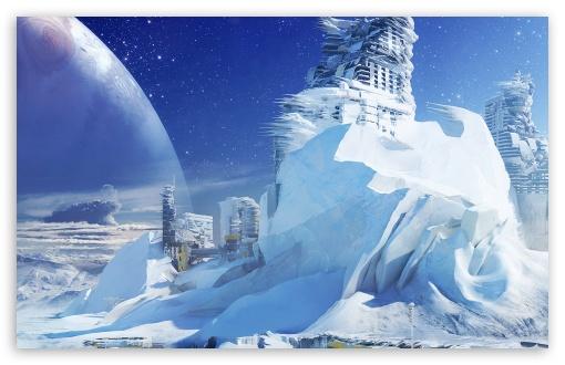 Download Destiny, Europa UltraHD Wallpaper