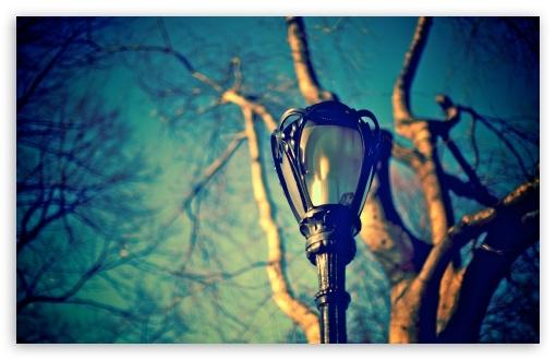 Download Street Lamp UltraHD Wallpaper