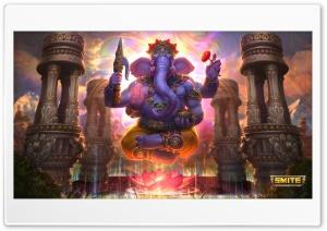Ganesha God of Success Smite...
