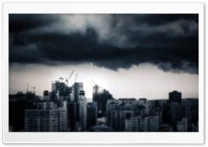 Storm Over Taichung