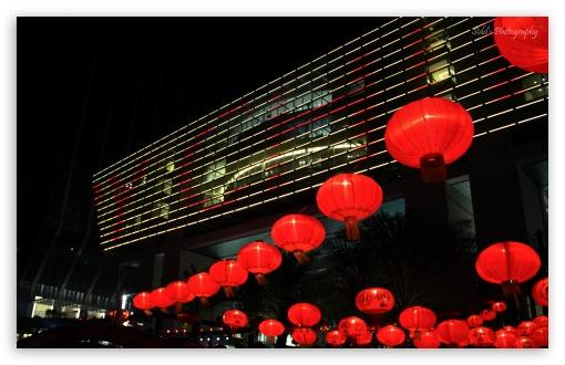 Download Abu Dhabi Chinese New Year UltraHD Wallpaper