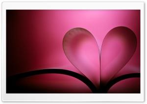 Heart Book Valentine's Day