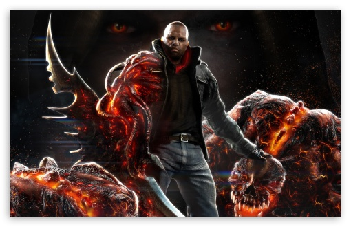 Download James Heller - Prototype 2 UltraHD Wallpaper