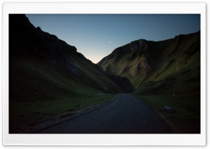 England Mountain Road
