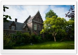 Almshouse, Utrecht