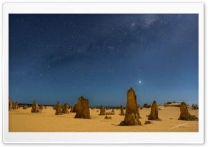 The Pinnacles in Western...