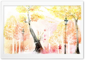 Drawings of Autumn