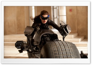 Anne Hathaway As Catwoman In...