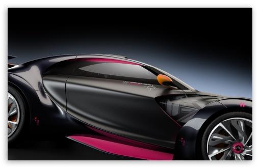 Download Citroën Survolt UltraHD Wallpaper