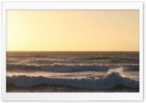 Sunset 03 on sea