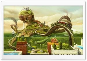 Octopus City