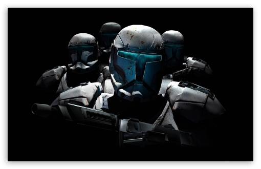 Download Star Wars Republic Commando UltraHD Wallpaper