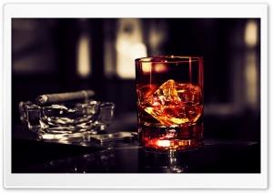 Whisky Ice Cigar