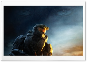 Halo Game Master Chief