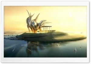 The Island 3D