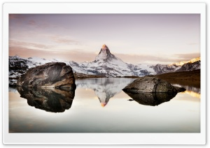 Matterhorn In Alps