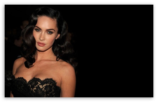 Download Actress Megan Fox UltraHD Wallpaper