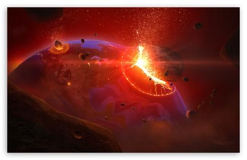 Download Apocalypse UltraHD Wallpaper