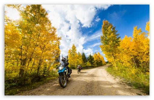 Download Motorcycle Touring UltraHD Wallpaper