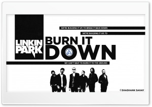 Burn It Down - Linkin Park