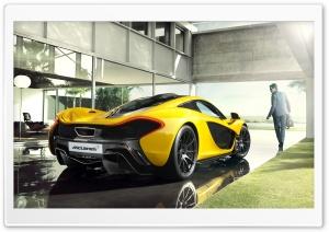 2014 McLaren P1 Luxury Car