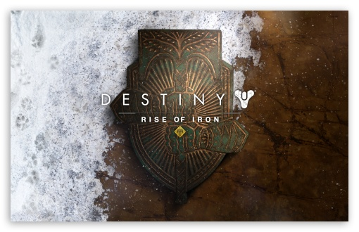 Download Destiny Rise of Iron UltraHD Wallpaper