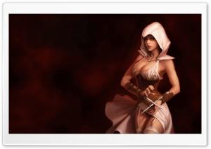 Assassins Creed Girl