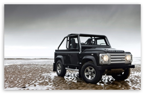 Download Land Rover 22 UltraHD Wallpaper