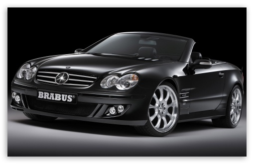 Download Brabus Car UltraHD Wallpaper