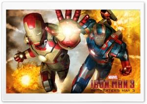 2013 Iron Man 3 Movie HD