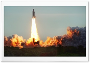 The Endeavor Launch