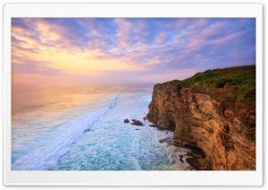 Cliff - Ocean