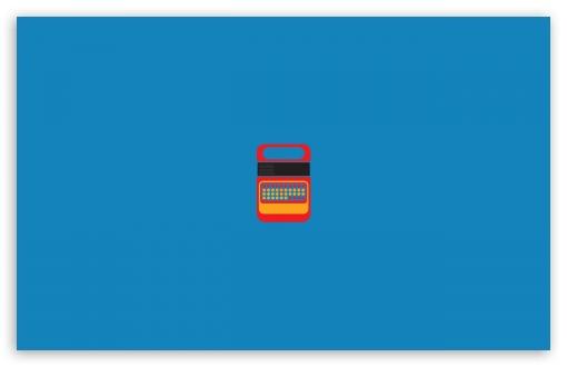 Download Speak & Spell UltraHD Wallpaper