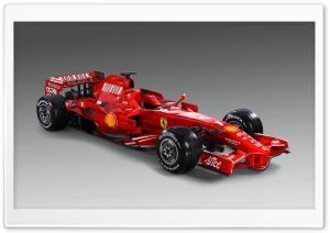 Formula 1 Ferrari F2008