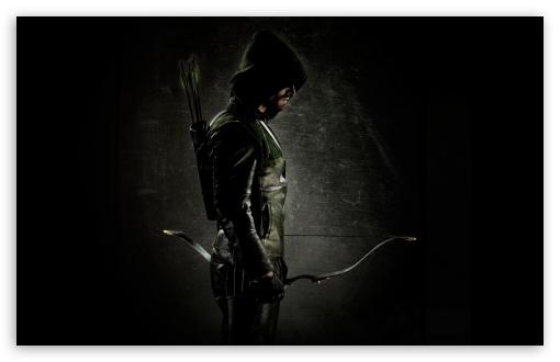 Download Arrow - Green Arrow UltraHD Wallpaper