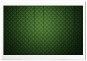 Pattern Glass Green