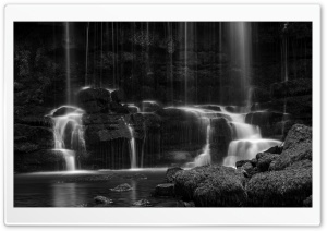 Nature Waterfall Long...