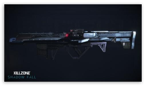Download Killzone Shadow Fall PNV-06 Petrusite Cannon UltraHD Wallpaper