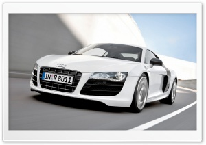Audi R8 V10 Car 7